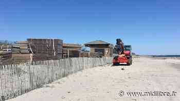 Frontignan : trois concessions de plage attribuées, il ne manque que la validation de l'Etat - Midi Libre