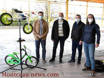 Saint-Vallier : « Tous à vélo ! » « Montceau News | L'information de Montceau les Mines et sa region - Montceau News