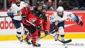Canadian women's hockey team set to open selection camp in Nova Scotia