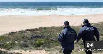 Torres Vedras: homem morre durante caminhada na praia das Conchas - TVI24