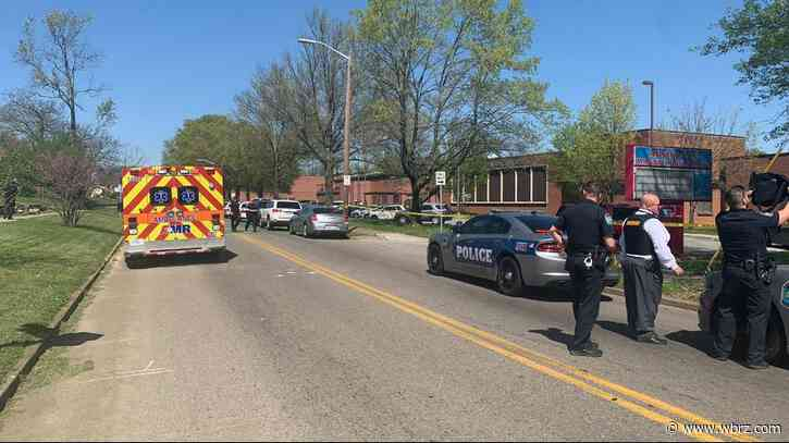 Police: Officer wounded, 1 dead in Tennessee school shooting