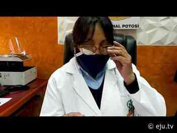 La CNS en Potosí se prepara la una tercera ola de la pandemia - eju.tv