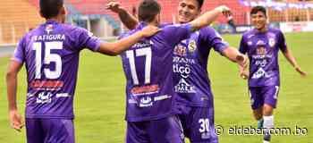 Real Potosí goleó en el clásico minero (3-0) | EL DEBER - EL DEBER