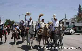 Cabalga Francisco Javier Rico Ávalos 'hacia un mejor San Luis Potosí' - El Sol de San Luis