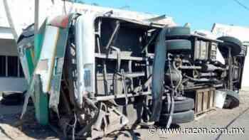 Accidente en la autopista Querétaro-San Luis Potosí deja 3 muertos y 18 heridos - La Razon