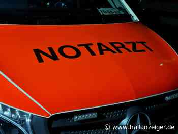 H@llAnzeiger | Bernburg: 18-Jähriger bei Unfall schwer verletzt - H@llAnzeiger