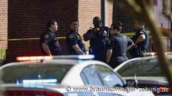 USA: Schüsse an High School im US-Bundesstaat Tennessee