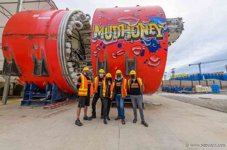 Mudhoney Is No Longer Just the Name of a Band in Seattle: 'This Is Anything But Boring'