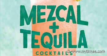 Mezcal's the Thing in a New Cocktail Book