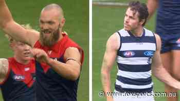 Stark body language difference behind 27-year first; how Dees exposed Cats' list chasm: 3-2-1 - Fox Sports