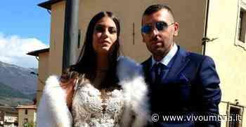 Sara Tommasi sposa: nozze a Massa Martana e luna di miele a San Gemini con il suo manager Antonio Orso - Vivo Umbria - Vivo Umbria