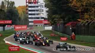 F1 2021: Formula 1 GP Emilia Romagna 2021, Gli orari TV su Sky e Tv8 - Motorbox