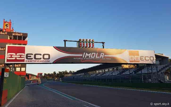 F1, GP Imola: uno nuovo duello Hamilton-Verstappen su un circuito storico. VIDEO - Sky Sport