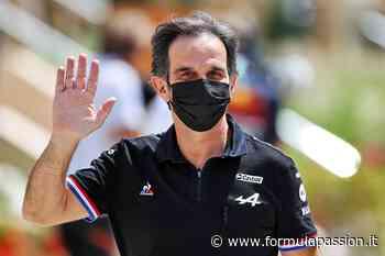 """Brivio: """"Attratto dalla sfida della F1"""" - FormulaPassion.it"""