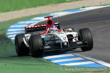 """Villeneuve: """"Orgoglioso della BAR"""" - FormulaPassion.it"""