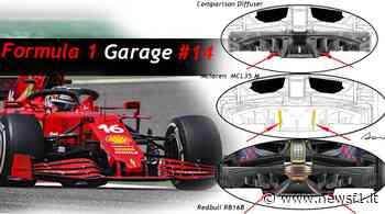 Formula 1 Garage - Considerazioni tecniche sulla Ferrari e la Mercedes - Newsf1