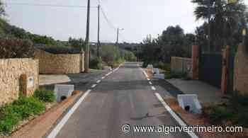 Município de Silves concluiu pavimentação de caminho em Montem Raposos - Algarve Primeiro