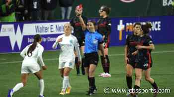 NWSL Challenge Cup: Four takeaways from opening weekend, including a red card frenzy in Portland