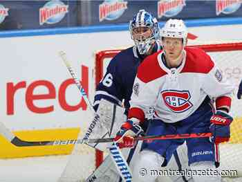 Liveblog: Habs up 2-0 on Maple Leafs after first period