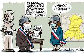 Comptes - Le Covid a laissé des traces dans les finances municipales - le-pays.fr