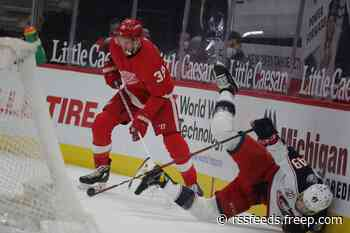 Detroit Red Wings trade Anthony Mantha to Washington Capitals for draft picks, more