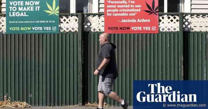 'A lack of political courage': New Zealand's drug reform efforts flounder