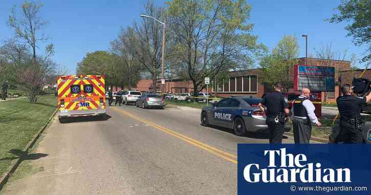 One dead and officer wounded after shooting at Tennessee high school