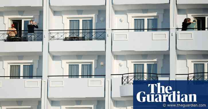 'This is all we could get': Dutch tourists arrive in Rhodes for locked-down holiday