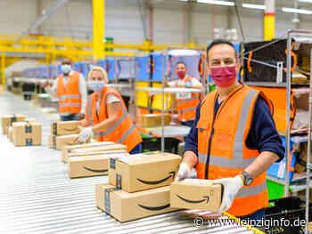 Amazon wird ein neues Verteilzentrum in Schkeuditz bei Leipzig eröffnen - LEIPZIGINFO.DE