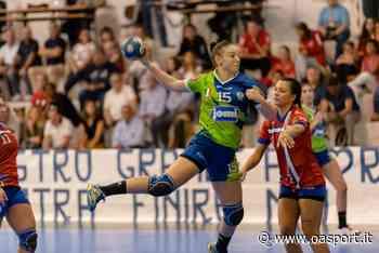 Pallamano, Serie A femminile 2021: Mestrino batte Brixen, bene la Jomi Salerno - OA Sport