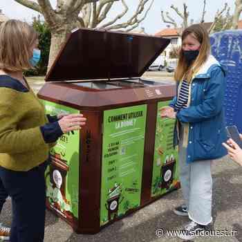Eysines : une nouvelle opération pour recycler les déchets alimentaires - Sud Ouest