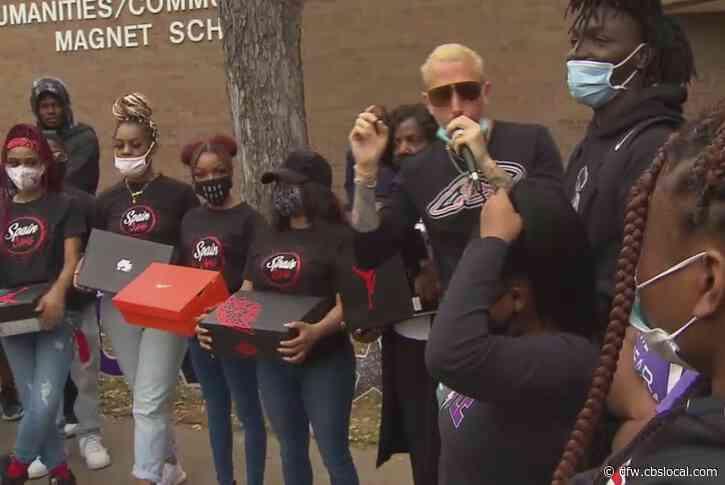 Dallas ISD Urging Graduating Seniors To 'Finish Strong'