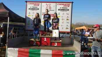 Ciclismo: Emilie Polo seconda nell'Xc dei Castelli a Montecchio Maggiore - Aostasports.it