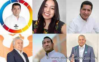 Perfiles   candidatos y candidatas a diputados federales Distrito 7 Tepeaca - El Sol de Puebla
