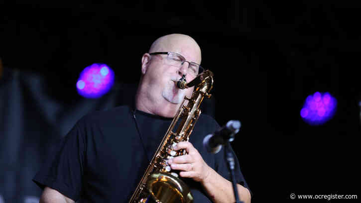 Grammy winner Tom Scott will play Tuesday at Bayside in Newport Beach