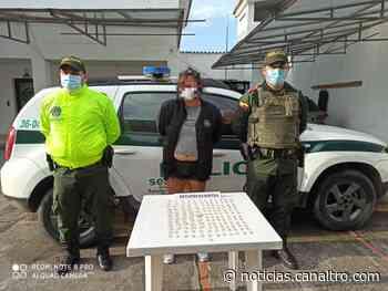 Capturan a una mujer con 135 bolsas de droga en Chinácota - Canal TRO