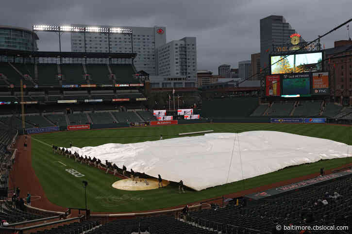 Orioles-Mariners Game Postponed For Bad Weather, Doubleheader Set For Tuesday Night