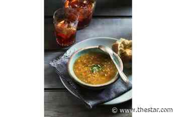Mark McEwan: This twist on tomato soup tastes as good as it looks