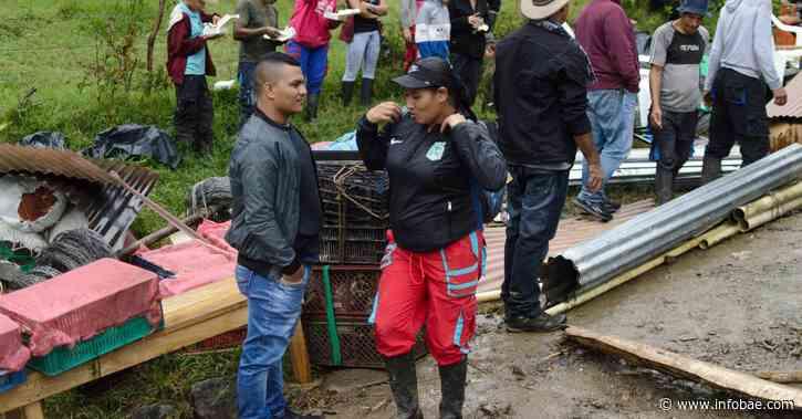 Excombatientes de las FARC que permanecían en el ETCR de Ituango, Antioquia, se desplazaron por falta de garantías - infobae