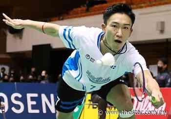 Badminton: Uneasy over Zii Jia - The Star Online
