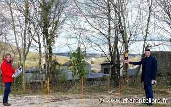 Champniers aménage un jardin du souvenir où sera déplacé le monument aux morts - Charente Libre