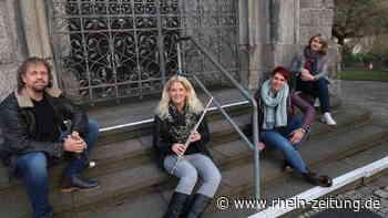 Statt Auftritt in der Betzdorfer Kreuzkirche: Konzert digital mit Werken von Bach und Rutter - Betzdorf - Rhein-Zeitung