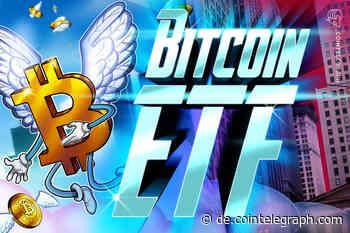 Galaxy Digital beantragt Bitcoin-ETF bei SEC - Cointelegraph Deutschland