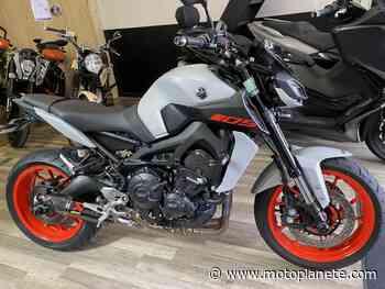 Yamaha MT-09 2020 à 8990€ sur CHAMBOURCY - Occasion - Motoplanete