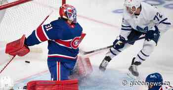Call of the Wilde: Montreal Canadiens double the Toronto Maple Leafs