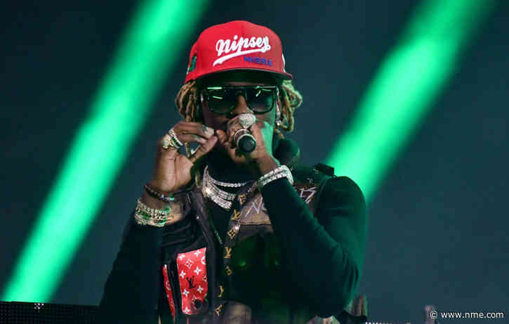 Young Thug announces release date for 'Slime Language 2'