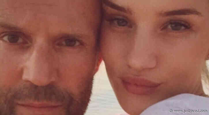 Rosie Huntington-Whiteley Shares Rare Pics of Son Jack, Talks About Jason Statham as a Dad