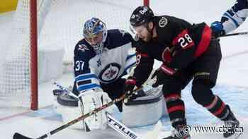 Brown extends franchise-record scoring streak as Senators ground Jets
