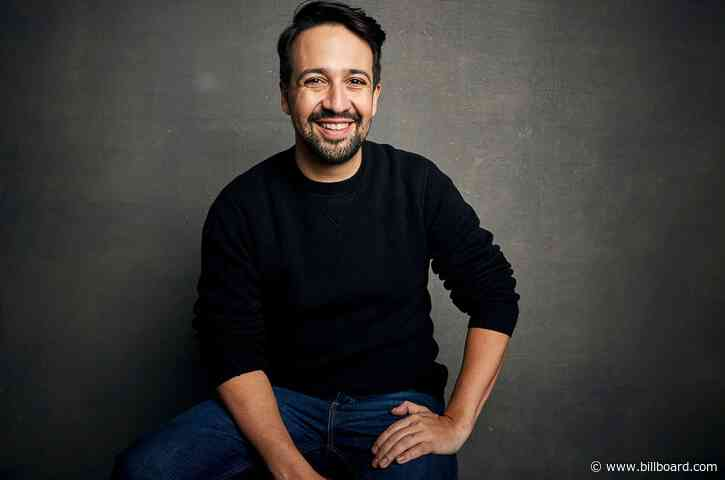 Lin-Manuel Miranda Launches New Times Square Vaccine Site