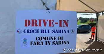 Fara in Sabina in zona rossa. Riprende lo screening: tamponi per 900 alunni e studenti - Corriere di Rieti